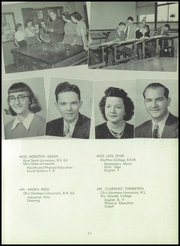 Page 15, 1950 Edition, Elida High School - Reflector Yearbook (Elida, OH) online yearbook collection