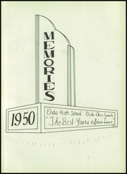 Page 5, 1950 Edition, Elida High School - Reflector Yearbook (Elida, OH) online yearbook collection