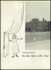 Page 6, 1950 Edition, Elida High School - Reflector Yearbook (Elida, OH) online yearbook collection