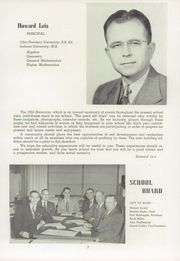 Page 11, 1953 Edition, Elida High School - Reflector Yearbook (Elida, OH) online yearbook collection