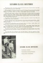 Page 16, 1953 Edition, Elida High School - Reflector Yearbook (Elida, OH) online yearbook collection