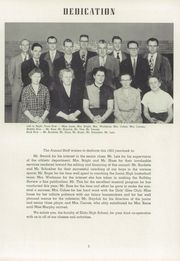 Page 7, 1953 Edition, Elida High School - Reflector Yearbook (Elida, OH) online yearbook collection