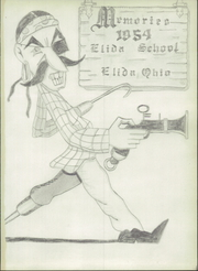 Page 5, 1954 Edition, Elida High School - Reflector Yearbook (Elida, OH) online yearbook collection