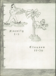 Page 6, 1954 Edition, Elida High School - Reflector Yearbook (Elida, OH) online yearbook collection
