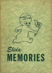 Page 1, 1955 Edition, Elida High School - Reflector Yearbook (Elida, OH) online yearbook collection