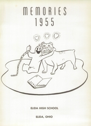 Page 5, 1955 Edition, Elida High School - Reflector Yearbook (Elida, OH) online yearbook collection
