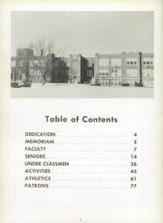 Page 6, 1955 Edition, Elida High School - Reflector Yearbook (Elida, OH) online yearbook collection