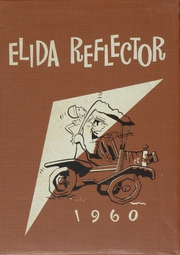 Page 1, 1960 Edition, Elida High School - Reflector Yearbook (Elida, OH) online yearbook collection