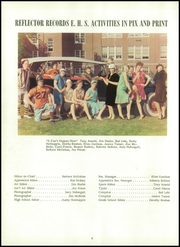 Page 10, 1960 Edition, Elida High School - Reflector Yearbook (Elida, OH) online yearbook collection