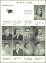 Page 12, 1960 Edition, Elida High School - Reflector Yearbook (Elida, OH) online yearbook collection