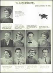 Page 13, 1960 Edition, Elida High School - Reflector Yearbook (Elida, OH) online yearbook collection