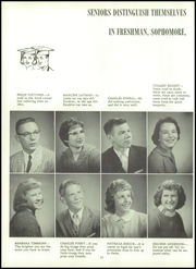 Page 14, 1960 Edition, Elida High School - Reflector Yearbook (Elida, OH) online yearbook collection