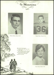 Page 6, 1960 Edition, Elida High School - Reflector Yearbook (Elida, OH) online yearbook collection