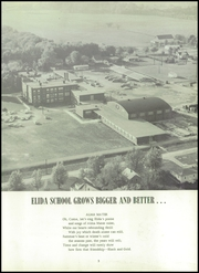 Page 7, 1960 Edition, Elida High School - Reflector Yearbook (Elida, OH) online yearbook collection