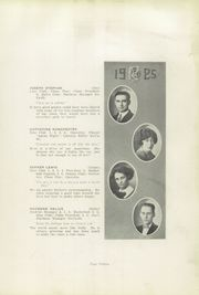 Page 17, 1925 Edition, Hoover High School - Viking Yearbook (North Canton, OH) online yearbook collection