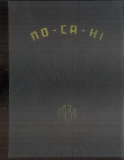 1939 Edition, Hoover High School - Viking Yearbook (North Canton, OH)