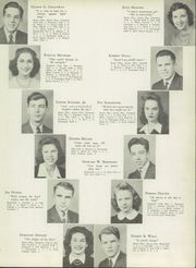 Page 15, 1942 Edition, Hoover High School - Viking Yearbook (North Canton, OH) online yearbook collection