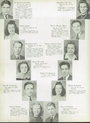 Page 16, 1942 Edition, Hoover High School - Viking Yearbook (North Canton, OH) online yearbook collection