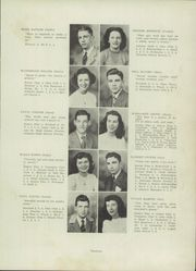 Page 17, 1946 Edition, Hoover High School - Viking Yearbook (North Canton, OH) online yearbook collection