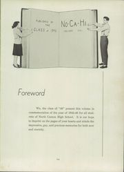 Page 5, 1946 Edition, Hoover High School - Viking Yearbook (North Canton, OH) online yearbook collection