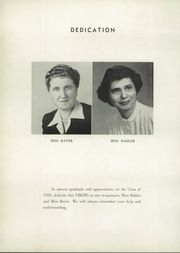 Page 10, 1952 Edition, Hoover High School - Viking Yearbook (North Canton, OH) online yearbook collection