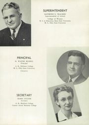 Page 13, 1952 Edition, Hoover High School - Viking Yearbook (North Canton, OH) online yearbook collection