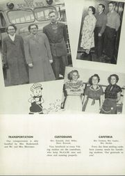 Page 16, 1952 Edition, Hoover High School - Viking Yearbook (North Canton, OH) online yearbook collection