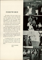 Page 11, 1954 Edition, Hoover High School - Viking Yearbook (North Canton, OH) online yearbook collection