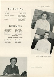 Page 13, 1954 Edition, Hoover High School - Viking Yearbook (North Canton, OH) online yearbook collection