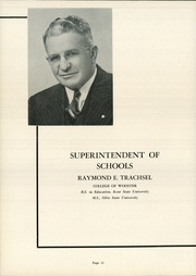 Page 16, 1954 Edition, Hoover High School - Viking Yearbook (North Canton, OH) online yearbook collection