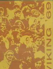 1969 Edition, Hoover High School - Viking Yearbook (North Canton, OH)