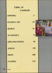 Page 6, 1981 Edition, Hoover High School - Viking Yearbook (North Canton, OH) online yearbook collection