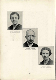 Page 10, 1937 Edition, John Hay High School - Reflections Yearbook (Cleveland, OH) online yearbook collection