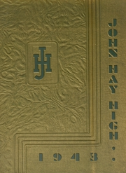 Page 1, 1943 Edition, John Hay High School - Reflections Yearbook (Cleveland, OH) online yearbook collection