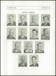 Page 15, 1943 Edition, John Hay High School - Reflections Yearbook (Cleveland, OH) online yearbook collection