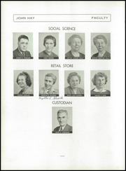 Page 16, 1943 Edition, John Hay High School - Reflections Yearbook (Cleveland, OH) online yearbook collection