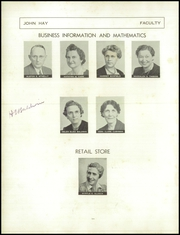Page 14, 1946 Edition, John Hay High School - Reflections Yearbook (Cleveland, OH) online yearbook collection