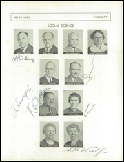 Page 15, 1946 Edition, John Hay High School - Reflections Yearbook (Cleveland, OH) online yearbook collection