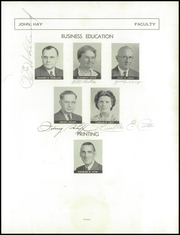 Page 17, 1946 Edition, John Hay High School - Reflections Yearbook (Cleveland, OH) online yearbook collection