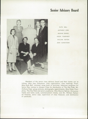 Page 17, 1958 Edition, John Hay High School - Reflections Yearbook (Cleveland, OH) online yearbook collection