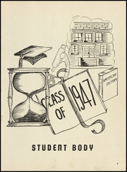 Page 13, 1947 Edition, Jackson High School - Osky Wow Yearbook (Jackson, OH) online yearbook collection