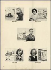 Page 16, 1947 Edition, Jackson High School - Osky Wow Yearbook (Jackson, OH) online yearbook collection