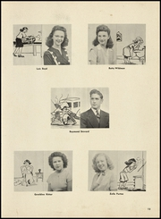 Page 17, 1947 Edition, Jackson High School - Osky Wow Yearbook (Jackson, OH) online yearbook collection