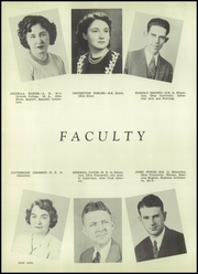 Page 12, 1948 Edition, Jackson High School - Osky Wow Yearbook (Jackson, OH) online yearbook collection
