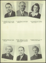 Page 14, 1948 Edition, Jackson High School - Osky Wow Yearbook (Jackson, OH) online yearbook collection
