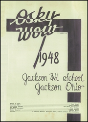 Page 5, 1948 Edition, Jackson High School - Osky Wow Yearbook (Jackson, OH) online yearbook collection