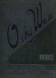 Page 1, 1950 Edition, Jackson High School - Osky Wow Yearbook (Jackson, OH) online yearbook collection