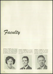 Page 10, 1950 Edition, Jackson High School - Osky Wow Yearbook (Jackson, OH) online yearbook collection