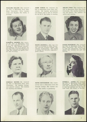 Page 11, 1950 Edition, Jackson High School - Osky Wow Yearbook (Jackson, OH) online yearbook collection