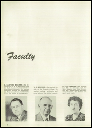 Page 12, 1950 Edition, Jackson High School - Osky Wow Yearbook (Jackson, OH) online yearbook collection